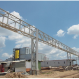 Pipe Rack for Carbon Transfer Pipe