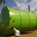 200KL MS Tank – Meenakshi Steels, Gudur